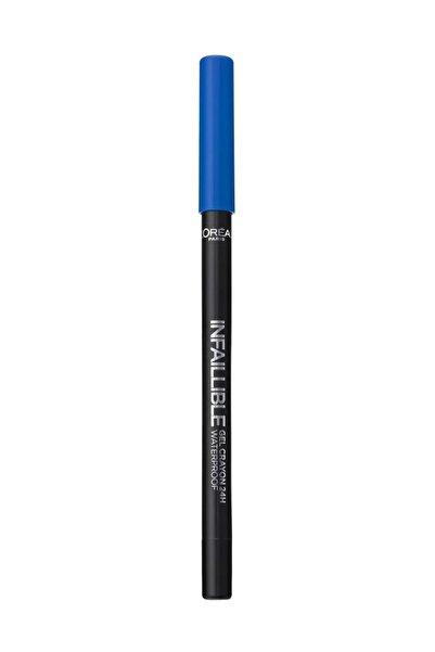 Mavi Eyeliner - Infaillible Gel Crayon Eyeliner 10 Blue 3600523351589