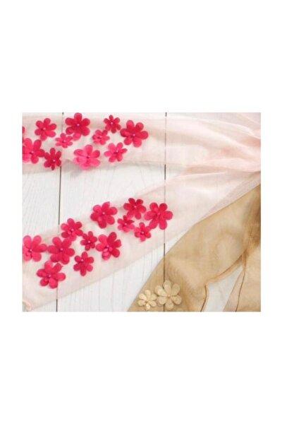 Flowerdreamdarkpinktulle