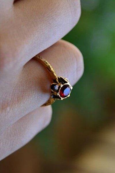Jewellery Yakut Yüzük