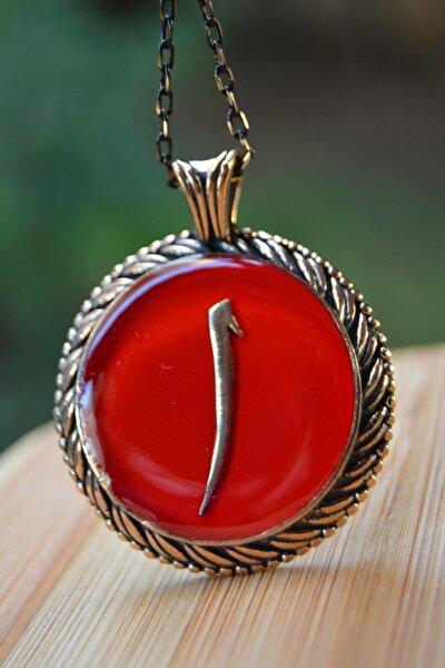 Jewellery Elif Figürlü Bayan Otantik Kolye