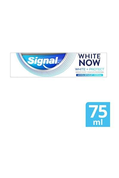 White Now + Koruma Diş Macunu 75 ml