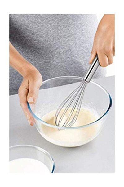 7 Tel Kalın Sap Çelik Yumurta Çırpma Teli (çırpıcı) 30 cm.