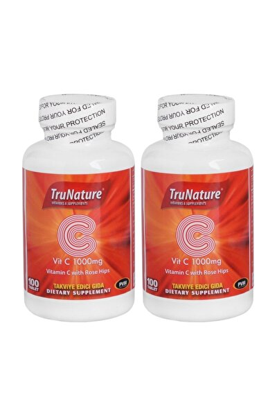 Vitamin C 1000 Mg 2 Kutu 200 Tablet