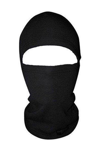 Termal Kar Maskesi Siyah Avcı Model