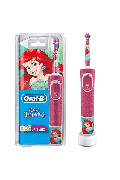 Çocuklar Için Şarj Edilebilir Diş Fırçası Princess Özel Seri