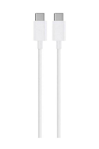 Eiroo Type-c To Type-c Beyaz Data Kablosu 1m