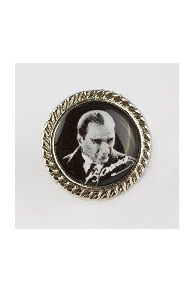 Atatürk Yaka Rozeti Öğretmenler Günü Hediye