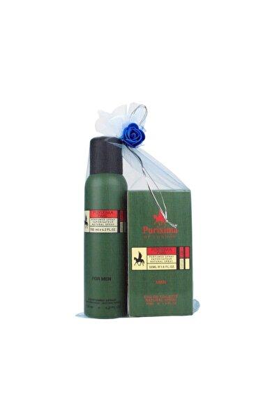 Of London Paris Erkek Edt 50ml Parfüm Ve Deo 150 ml Set