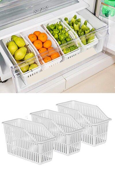3 Adet Buzdolabı Düzenleyici