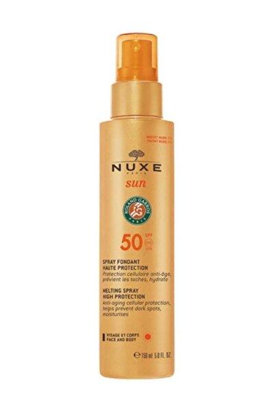 Güneş Koruyucu Yüz Ve Vücut Sütü Spf 50 150 ml