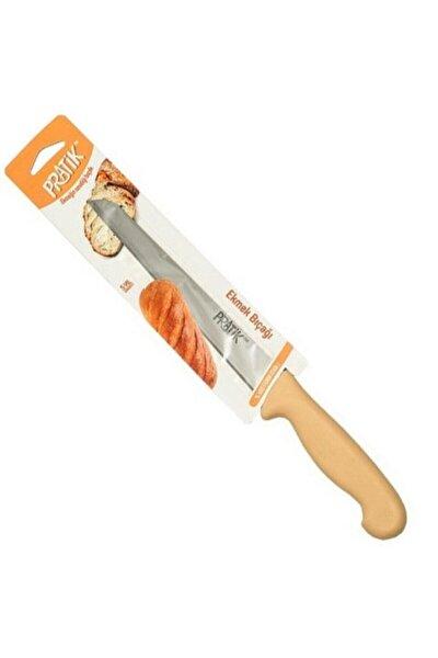 Plastik Saplı Dişli Ekmek Bıçağı