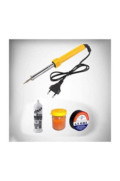 Kalem Seklinde Havya Lehim Makinesi Lehim Teli Lehim Pasta Izole Bant 40w