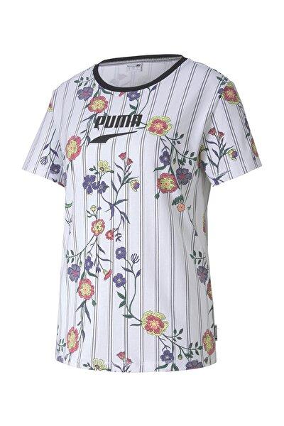 Downtown AOP Kadın T-Shirt