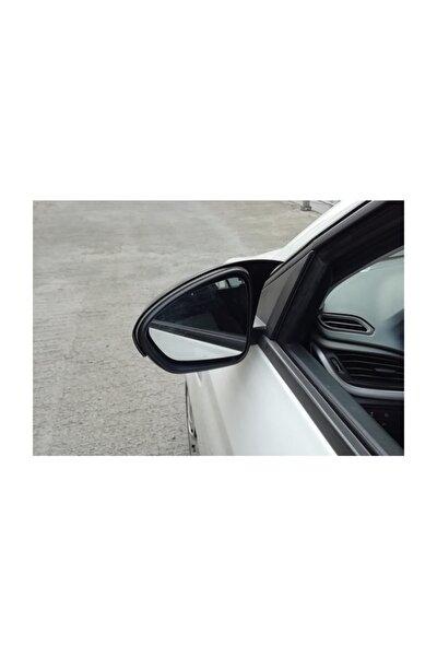 Fiat Egea 2015 Sonrası Hb - S -yarasa Ayna Kapağı - Parlak Siyah