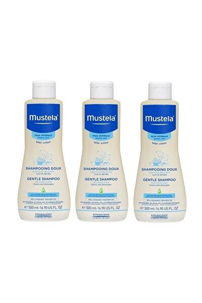 Gentle Shampoo Bebek Şampuanı 500 ml 3 Adet