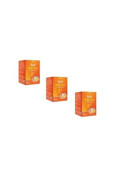 Orzax Vitamin C 1000 Mg 30 Tablet 3 Adet