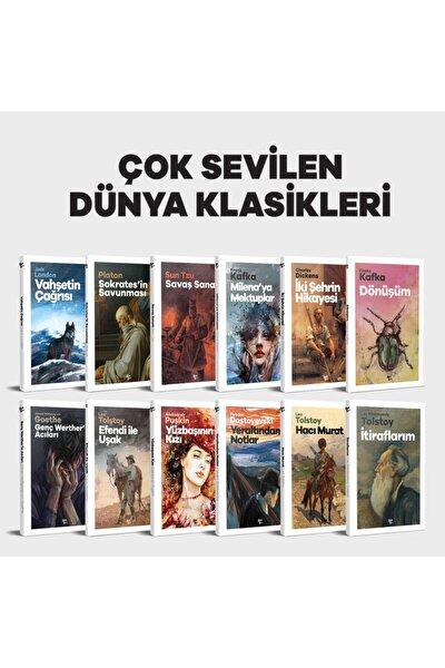 Dünya Klasikleri Seti - 12 Kitap