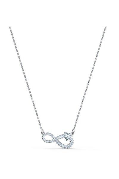 Kolye Swa Infinity-necklace H Cry-czwh-rhs 5520576