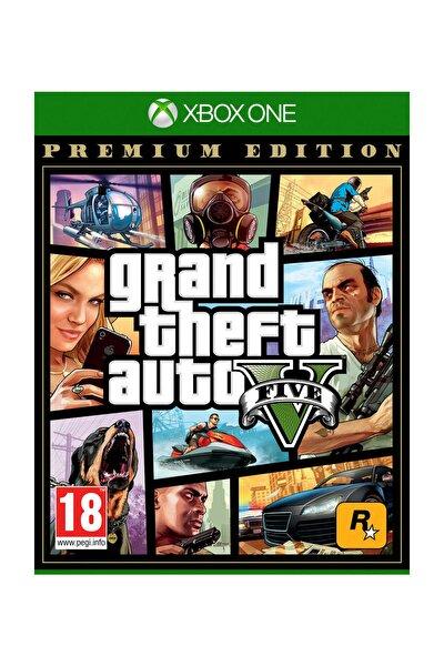 Grand Theft Auto 5 Premium Edition Xbox One Oyun