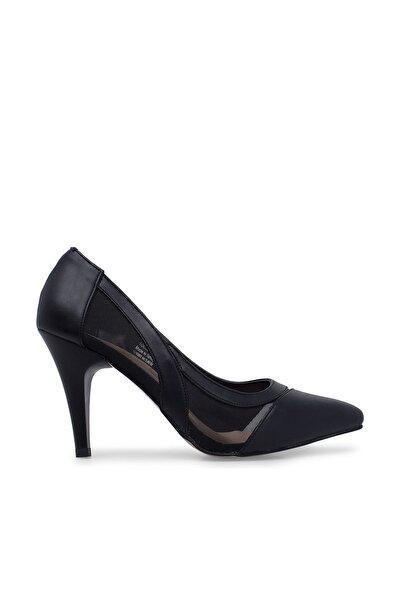 Siyah Kadın Topuklu Ayakkabı 315116Z