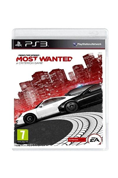 Need For Speed Most Wanted PS3 Oyun