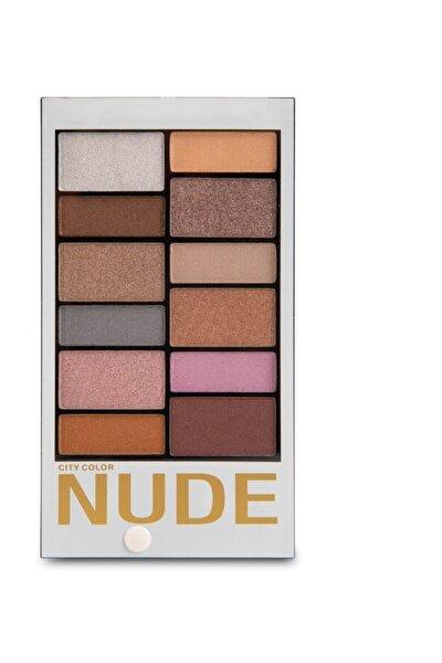 Nude Far Paleti 12'li