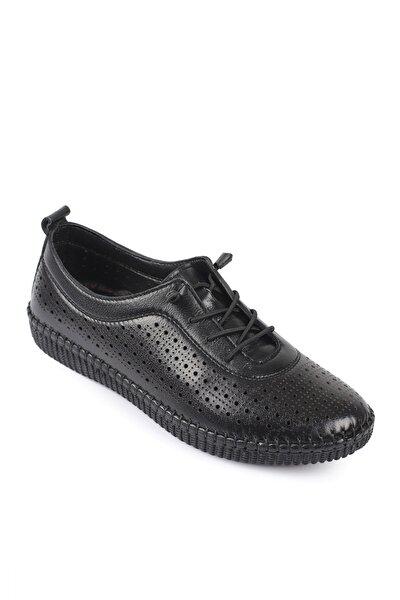 Siyah Kadın Ayakkabı DXTRSWMN5004