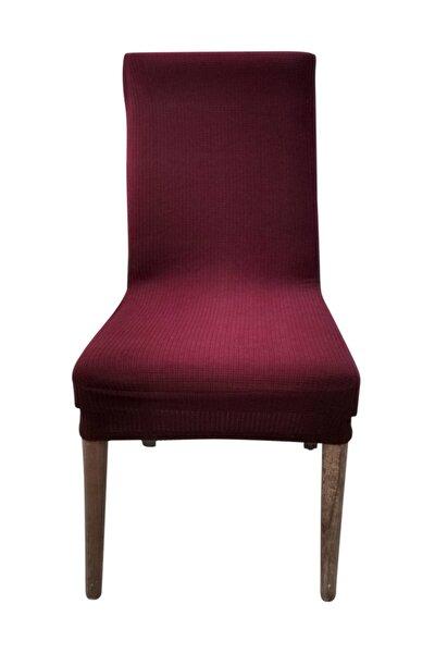 Likralı Sandalye Kılıfı