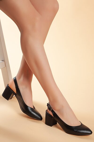 Siyah Kadın Ayakkabı DXTRSGZH209