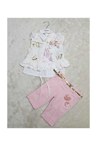 Bebe Kız Takım Elbise Bayram