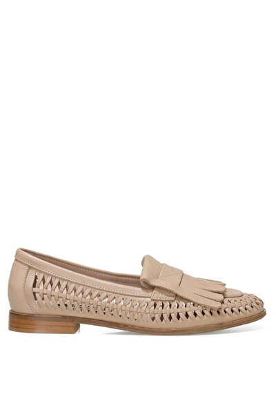 FAINRA 1FX NUDE Kadın Loafer Ayakkabı 101031284