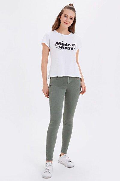 Kadın Skinny Jean LF2014286