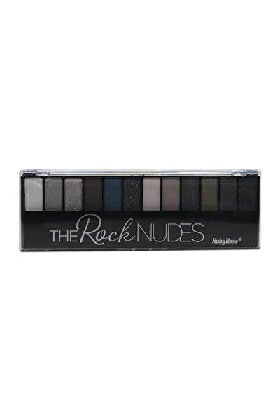 Göz Farı Paleti - Eyeshadow Kit The Rock Nudes 17.5 g 6295125008770