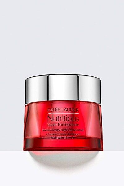 Nutritious Super-Pomegranate Radiant Energy Nemlendirici Gece Kremi & Maske 50 ml 887167381742