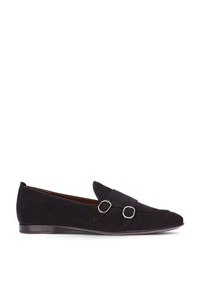 Lacivert Erkek  Loafer Ayakkabı 01704MLCVC01