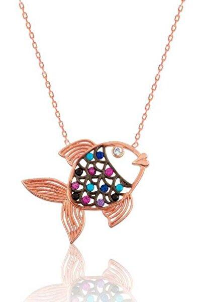 Kadın Balık Kolye PT2610586