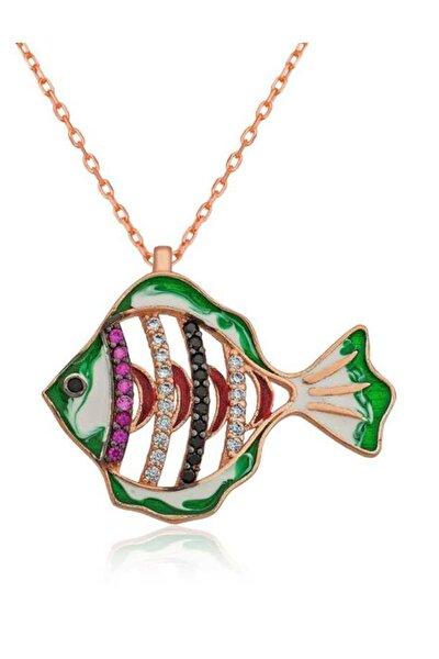Kadın Balık Kolye PT2610776