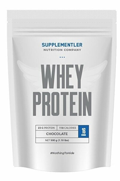.Com Whey Protein 500 Gr - ÇİKOLATA
