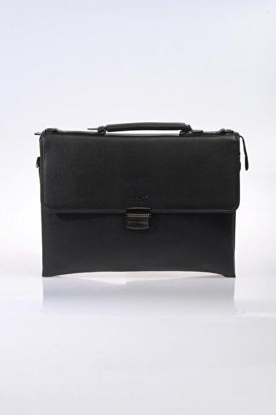 Siyah Unisex Laptop & Evrak Çantası