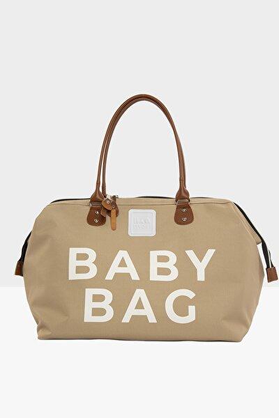 Vizon Baby Bag Baskılı Bebek Bakım Çantası M000002169