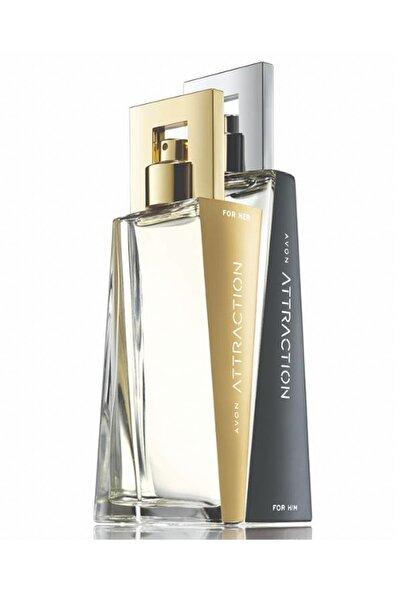 Attraction Kadın & Erkek Parfüm Seti 5050000020053