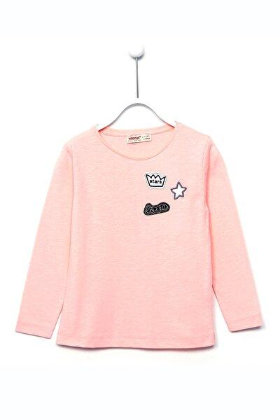 Kız Çocuk - Uzun Kollu T-Shirt - BK-212908
