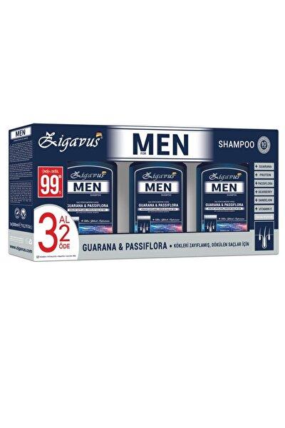 Men Şampuan 300 ml 3 Al 2 Öde - Erkeklere Özel Bakım 8699349130688