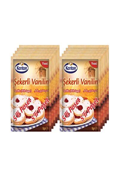 Şekerli Vanilin 5 gr 10 Lu Paket