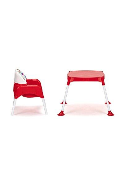 Ergocha Plus Mama Sandalyesi, Çalışma Masalı Mama Sandalyesi