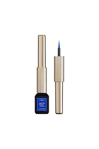 Mat Eyeliner - Matte Signature Eyeliner 02 Blue 30175235