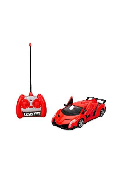 Uzaktan Kumandalı Spor Araba Kırmızı