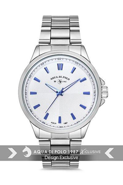 Aqua Di Polo Apsv1-a5712-em151 Metal Erkek Kol Saati