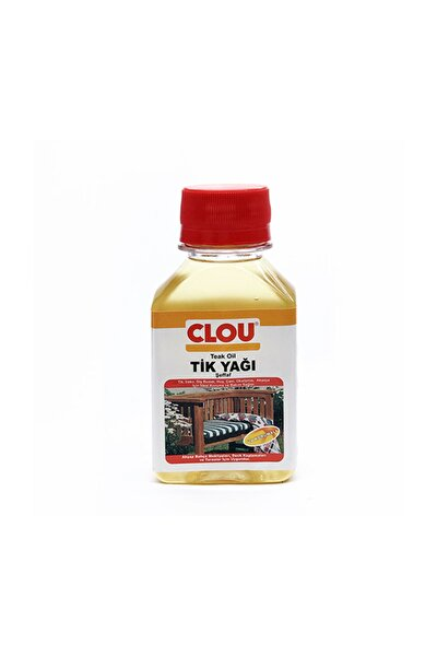 Tik Yağı (teak Oil) 100 Ml
