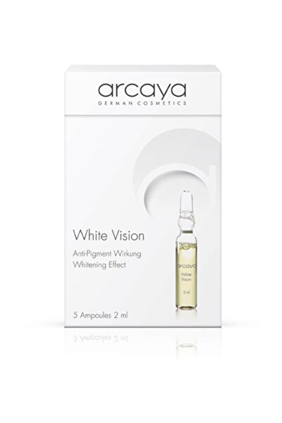 White Vision Ampul 5x2 ml